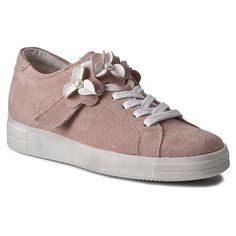 Sneakersy TAMARIS - 1-23699-38 Rose/White 604