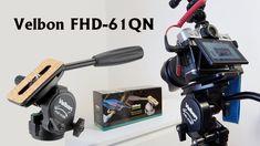Prezentare cap fluid Velbon FHD-61QN - cumparat cu reducere de pret Home Appliances, Cap, House Appliances, Baseball Hat, Appliances