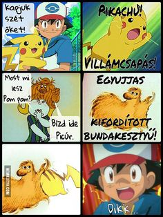 Kapjuk szét őket, Pikachu! - NEMKUTYA