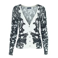 NIBESSER 2017 Autumn New Women Coats Fashion Black White Printed Cardigan Casual Long Sleeve V Neck Single Breasted Coats. Yesterday's price: US $19.72 (16.25 EUR). Today's price: US $12.62 (10.38 EUR). Discount: 36%.