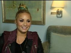 Demi Lovato On Eating Disorder And X-Factor