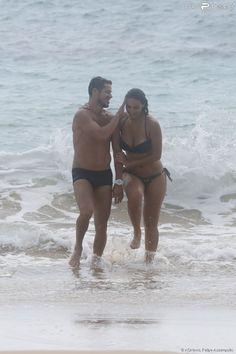 Os dois se conheceram nos bastidores de 'Avenida Brasil', em 2012, e recentemente voltaram a trabalhar juntos na novela 'Flor do Caribe'