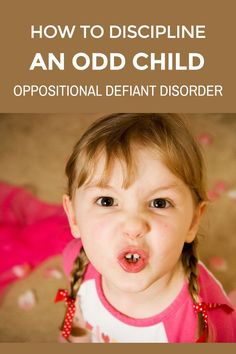 Oppositional Defiant Disorder Strategies - How to Discipline a Child with ODD - Parenting For Brain Oppositional Defiant Disorder Treatment, Oppositional Defiance, Gentle Parenting, Parenting Advice, Odd Disorder, Disorders, Defiance Disorder, Act For Kids, Toddler Biting