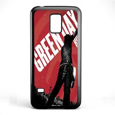 Green Day TATUM-4852 Samsung Phonecase Cover Samsung Galaxy S3 Mini Galaxy S4 Mini Galaxy S5 Mini