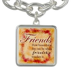 friends charm