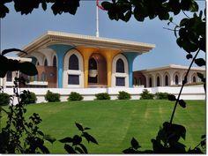 Sultan's Palace - Muscat, Masqat