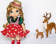 Doll clothes for Disney Animators Collection Doll 16 Doll , headband ,shoes and accessories not included. :)