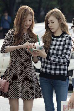 KPOP GIRLS GENERATION TTS SNSD SEOHYUN SEO JUHYUN AIRPORT STYLE