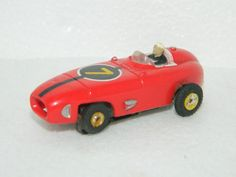 Vintage Toy Slot Cars