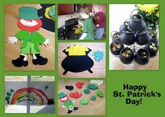 St. Patrick's Day Party for Kids!