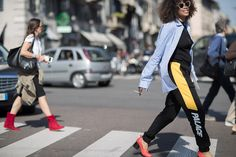 Once again we descend upon Milan to document the best street style scene at the city's women's fashion week SS17. See what Italy's finest wore here.
