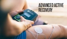 Pain Relief and Faster Muscle Recovery Time with Marc Pro Electrical Muscle Stimulation Devices