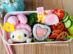 My Melody Valentine Bento :)