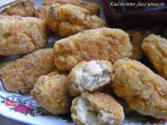 Paluszki rybne. Fish sticks. Fish Sticks, Ethnic Recipes, Food, Essen, Meals, Yemek, Eten