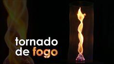 Tornado de fogo (experiência de Física)