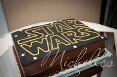 ahhh star wars and chocolate! can't go wrong :)