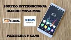 Sorteo Internacional de un Bluboo Maya Max