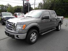 2011 Ford F150, 39,725 miles, $29,999.