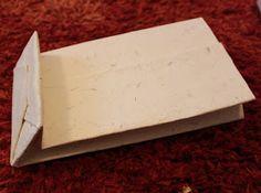 Kädenjälkiä - handmade by Eva: Lahjakassi Plastic Cutting Board, Handmade, Hand Made, Handarbeit
