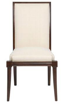 Thom Filiica Franklin Side Chair X X