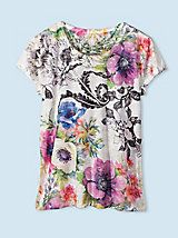 Women's Bloom Brightly Tee | Norm Thompson