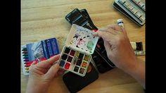 Homemade Watercolor Kits