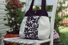 I want to learn to make this bag!