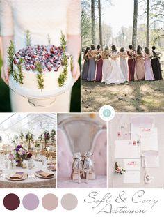 Una boda de otoño acogedora y dulce | Wedding Planners Paris Berlin Bodas Barcelona -