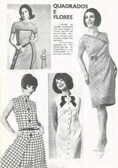 PORTUGUESES EN ARGENTINA Y EL MUNDO: Revistas de moda de los años 60