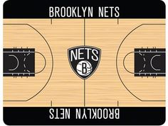Brooklyn Nets Mouse Pad