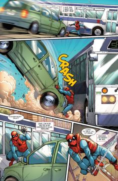 Spider-Man: Homecoming Prelude Issue - Read Spider-Man: Homecoming Prelude Issue comic online in high quality Marvel Comics Superheroes, Marvel Heroes, Marvel Avengers, Spiderman Art, Amazing Spiderman, Marvel Universe, Best Marvel Characters, Foto Top, Deadpool