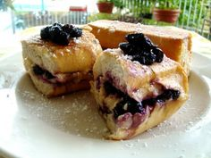 Stuffed French Toast - Jessiker Bakes | The Blog