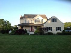 Just Listed: 265 Woodland Ave - Manorville, NY Welcome Home, Marketing, Next At Home, Open House, New England, Acre, Colonial, Luxury Homes, Hardwood Floors
