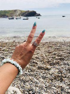 Lulworth Cove, Engagement Rings, Bracelets, Jewelry, Fashion, Enagement Rings, Moda, Wedding Rings, Jewlery