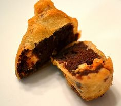 Deep Fried Brownie