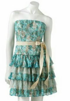 This is so Cute; for Church, a Spring Formal, or a Spring Date