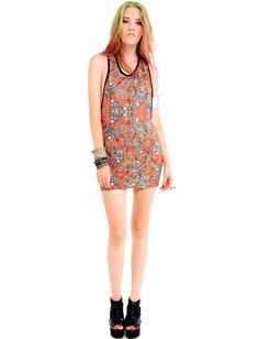Climbing Higher Rising Tide Dress by Youreyeslie.com Online store> Get this for $24.36
