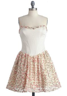 Betsey Johnson Garden of Youth Dress