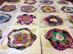 My French Rose Quilt