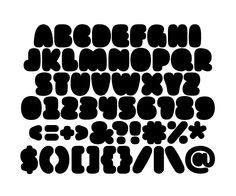 Doughboy - Free Font by Type Code , via Behance