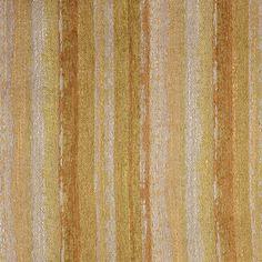 F3303 Amber Greenhouse Fabrics, Ticking Stripe, Upholstered Bench, Yellow Fabric, Striped Fabrics, Warm Colors, Beams, Amber, Pattern