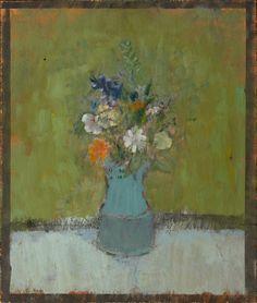 john edward heliker | John Edward Heliker - Small Bouquet at 1stdibs