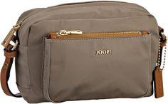 Joop Egea Nylon Sport Shoulder Bag Small Light Green (innen: Weiß) - Abendtasche   Clutch