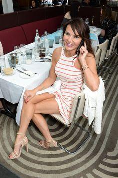 Lizzie Cundy's Feet << wikiFeet