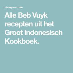 Groot, Asian Recipes, Wordpress, Bebe, Indonesian Recipes, Indian, Asian Food Recipes