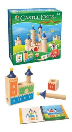 Oops Easy-Wooden Toys Collection Easy-Blocks Bear Memory Blocks