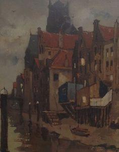 Jan Korthals, kunstschilder, schilderijen, expositie, Galerie Wijdemeren