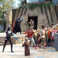 Jedi Training at Disney's Hollywood Studios at Walt Disney World in Orlando, Florida, USA Florida Usa, Orlando Florida, Walt Disney World Orlando, Hollywood Studios, Training, Park, Blog, Travel, Viajes