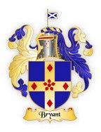Bryant Family Coat of Arms - My Mom's mother's side