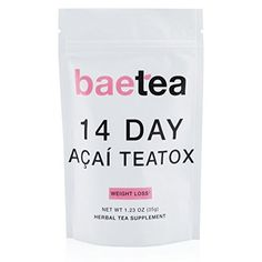 Baetea Happy Tea: Natural Pick-Me-Up, 25 Servings, with Hibiscus, Rose Hips, and Peppermint. Ultimate Way to Revitalize The Mind and Body